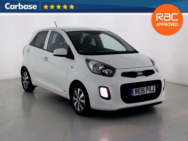 (2015) Kia Picanto 1.0 SR7 5dr Bluetooth Connection - Parking Sensors - Aux MP3 Input - 1 Owner - Air Conditioning