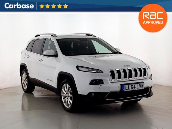 (2014) Jeep Cherokee 2.0 CRD Limited 5dr - SUV 5 Seats Luxurious Leather - Aux MP3 Input - Cruise Control - 1 Owner - Climate Control - Alloys