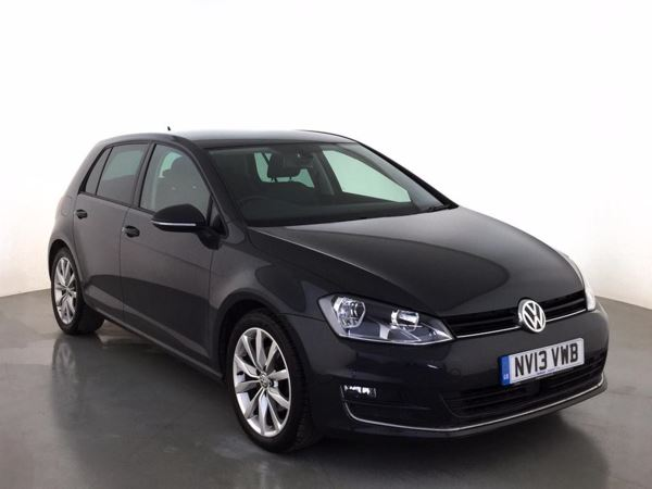 (2013) Volkswagen Golf 2.0 TDI GT 5dr Satellite Navigation - Bluetooth Connection - £20 Tax - Parking Sensors