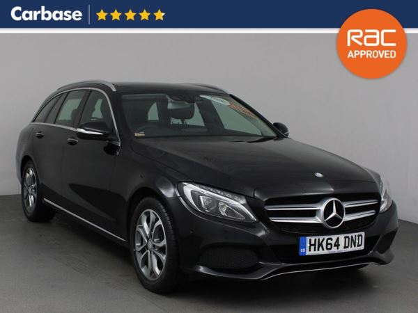 (2015) Mercedes-Benz C Class C250 BlueTEC Sport 5dr Auto Estate £3715 Of Extras - Panoramic Roof - Satellite Navigation - Luxurious Leather
