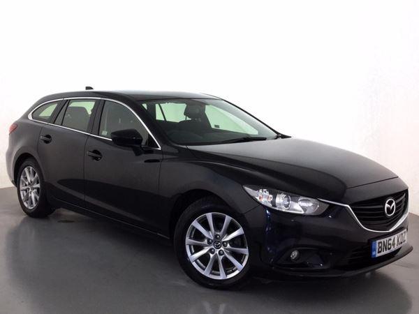 (2014) Mazda 6 2.2d SE Nav 5dr Satellite Navigation - Bluetooth Connection - £20 Tax - Aux MP3 Input - USB