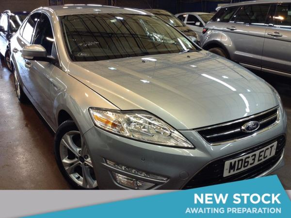 (2014) Ford Mondeo 1.6 TDCi Eco Titanium X Business Edition 5dr [SS] Satellite Navigation - Bluetooth Connection - £20 Tax - Parking Sensors