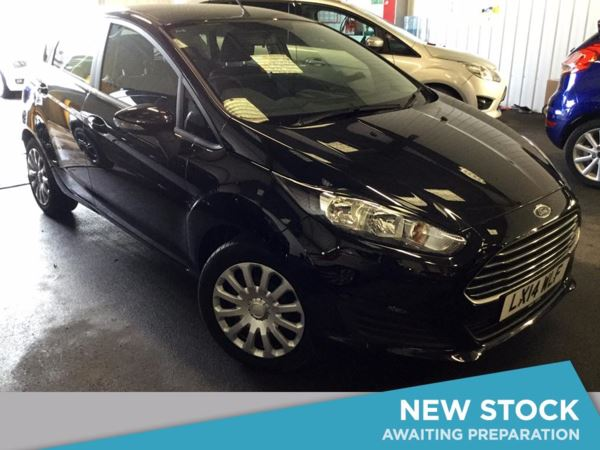 (2014) Ford Fiesta 1.5 TDCi Style 5dr £695 Of Extras - Bluetooth Connection - Zero Tax - Aux MP3 Input