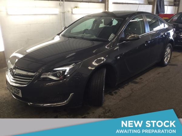 (2014) Vauxhall Insignia 2.0 CDTi [140] ecoFLEX Design 5dr [Start Stop] £1090 Of Extras - Bluetooth Connection - Zero Tax - DAB Radio - Aux MP3 Input