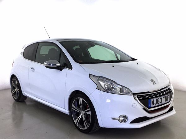 (2013) Peugeot 208 1.6 THP GTi 3dr £800 Of Extras - Panoramic Roof - Satellite Navigation - Luxurious Leather