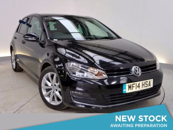 (2014) Volkswagen Golf 2.0 TDI GT 5dr Satellite Navigation - Bluetooth Connection - £20 Tax - Parking Sensors