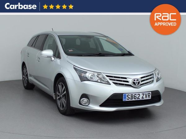 (2013) Toyota Avensis 2.0 D-4D TR 5dr Estate Bluetooth Connection - £30 Tax - Parking Sensors - Cruise Control - Climate Control