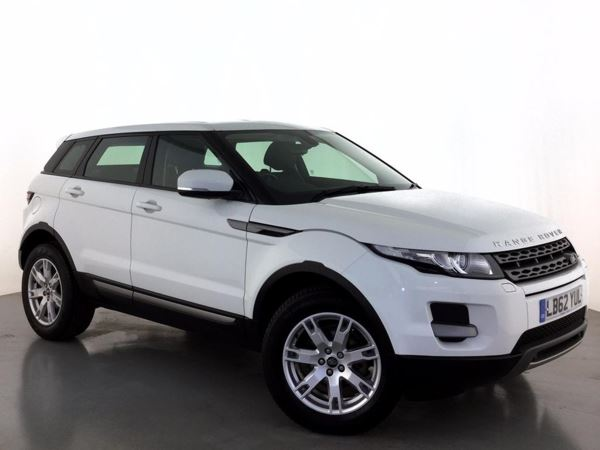 (2013) Land Rover Range Rover Evoque 2.2 SD4 Pure 5dr [Tech Pack] Bluetooth Connection - Parking Sensors - DAB Radio - Aux MP3 Input