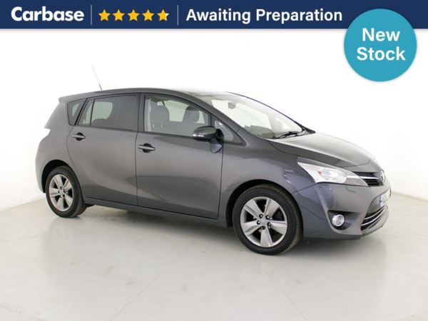 (2015) Toyota Verso 1.6 D-4D Excel 5dr - MPV 5 Seats Satellite Navigation - Bluetooth Connection - Rain Sensor - Cruise Control - 1 Owner