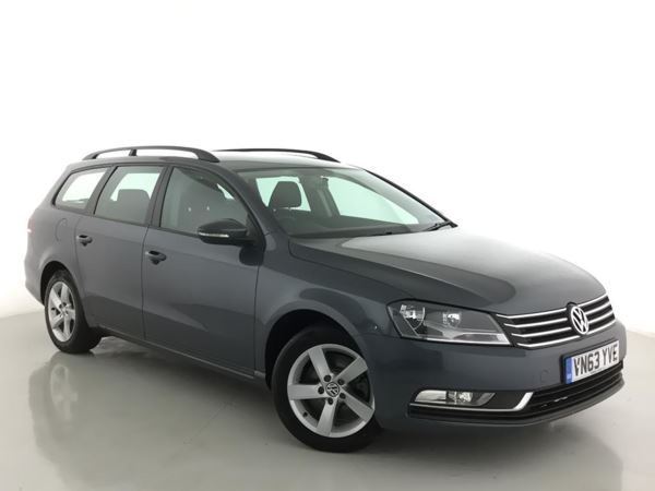 (2014) Volkswagen Passat 2.0 TDI Bluemotion Tech S 5dr Bluetooth Connection - £30 Tax - DAB Radio - 6 Speed - Alloys