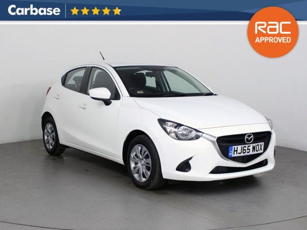 (2015) Mazda 2 1.5 75 SE 5dr Bluetooth Connection - Aux MP3 Input - 1 Owner - Air Conditioning - Climate Control