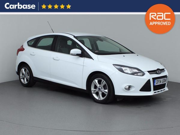 (2014) Ford Focus 1.6 TDCi Zetec ECOnetic 5dr Bluetooth Connection - Zero Tax - DAB Radio - Aux MP3 Input - USB ConnectioN