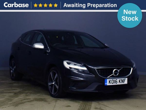 (2016) Volvo V40 T2 [122] R DESIGN Nav 5dr Geartronic Bluetooth Connection - Aux MP3 Input - Climate Control - Alloys - Hill Hold Assist