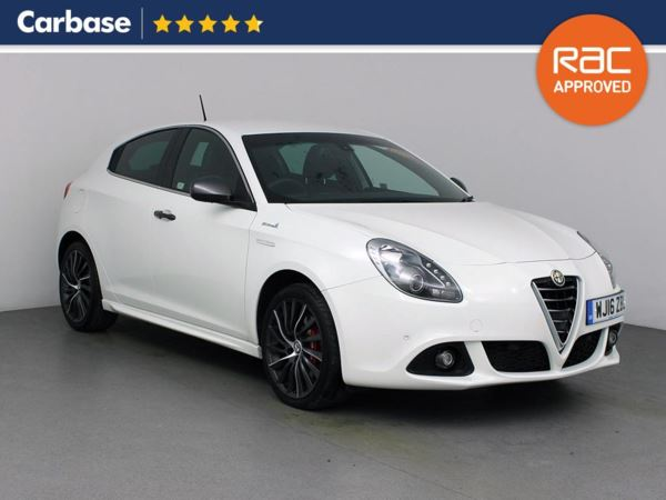(2016) Alfa Romeo Giulietta 1.4 TB MultiAir QV Line 5dr Bluetooth Connection - Parking Sensors - Alcantara - Cruise Control - 1 Owner - Climate Control