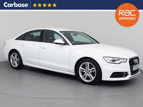 (2014) Audi A6 2.0 TDI Ultra S Line 4dr Satellite Navigation - Bluetooth Connection - £30 Tax - Parking Sensors