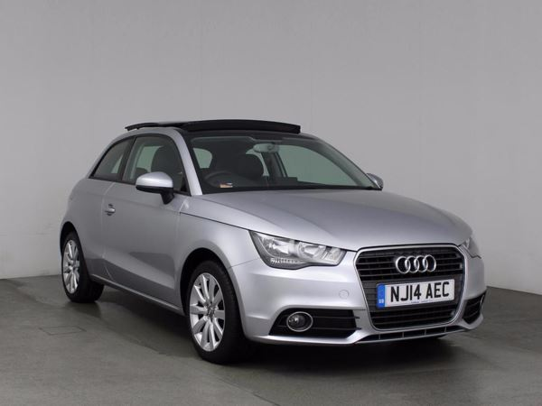(2014) Audi A1 1.4 TFSI 140 Sport 3dr £1185 Of Extras - Panoramic Roof - Bluetooth Connection - £20 Tax