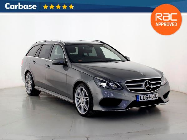 (2014) Mercedes-Benz E Class E220 BlueTEC AMG Line 5dr 7G-Tronic Estate £2960 Of Extras - Panoramic Roof - Satellite Navigation - Luxurious Leather - Bluetooth Connection