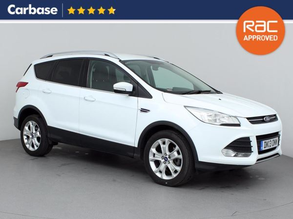 (2013) Ford Kuga 2.0 TDCi 140 Zetec 5dr 2WD - SUV 5 Seats £1275 Of Extras - Bluetooth Connection - Parking Sensors - DAB Radio