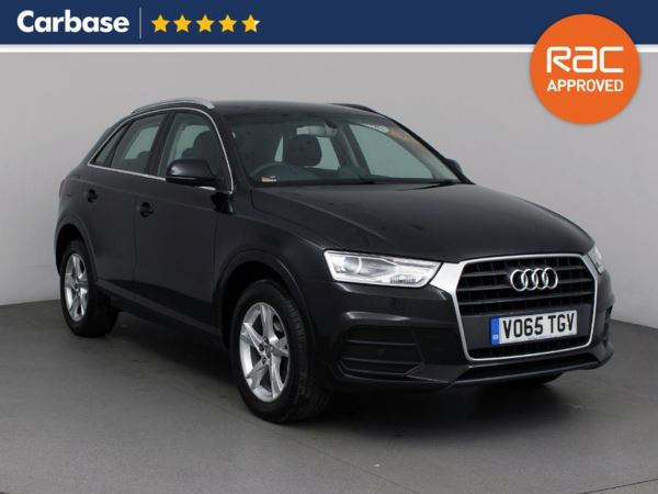 (2015) Audi Q3 2.0 TDI SE 5dr - SUV 5 Seats Bluetooth Connection - Parking Sensors - DAB Radio - Xenon Headlights