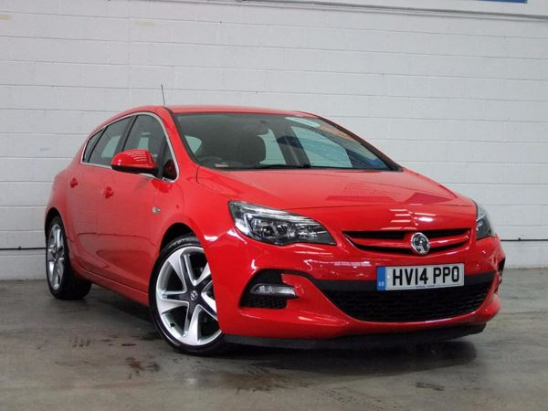 (2014) Vauxhall Astra 1.7 CDTi 16V Limited Edition 5dr Bluetooth Connection - DAB Radio - Aux MP3 Input - USB Connection - Cruise Control