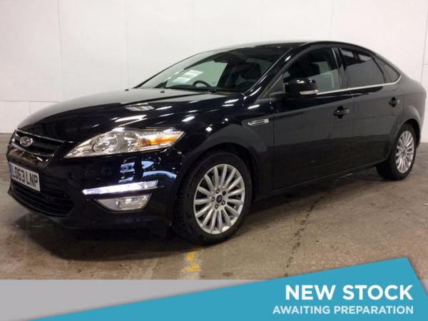 (2013) Ford Mondeo 2.0 TDCi 140 Zetec Business Edition 5dr Satellite Navigation - Bluetooth Connection - £30 Tax - Parking Sensors