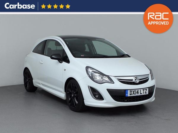 (2014) Vauxhall Corsa 1.2 Limited Edition 3dr Aux MP3 Input - Cruise Control - Air Conditioning - Alloys
