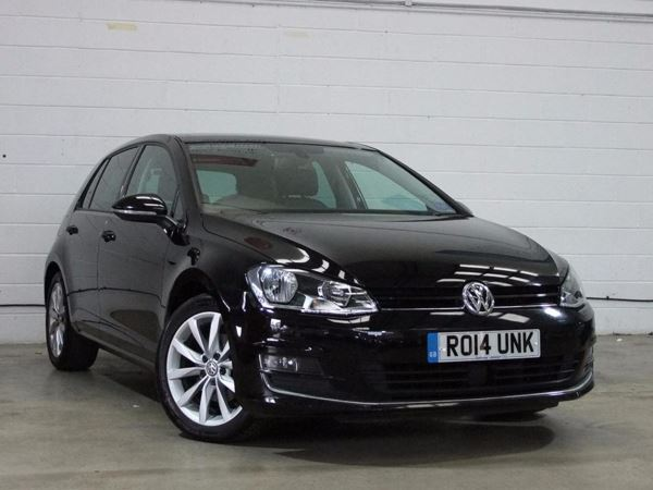 (2014) Volkswagen Golf 2.0 TDI GT 5dr DSG £3475 Of Extras - Panoramic Roof - Satellite Navigation - Luxurious Leather