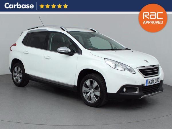 (2014) Peugeot 2008 1.2 VTi Allure 5dr Bluetooth Connection - £30 Tax - Parking Sensors - DAB Radio - Aux MP3 Input