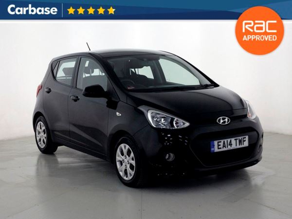 (2014) Hyundai i10 1.2 SE 5dr Aux MP3 Input - Cruise Control - Air Conditioning - Flat Tyre Indicator - Climate Control