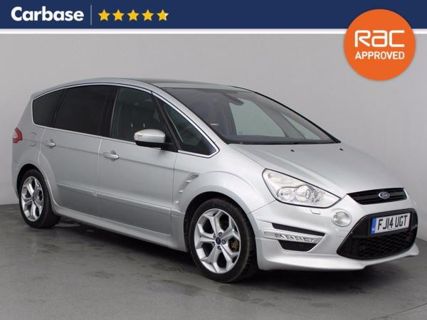 (2014) Ford S-MAX 2.0 TDCi 163 Titanium X Sport 5dr - MPV 7 Seats £2370 Of Extras - Panoramic Roof - Satellite Navigation - Bluetooth Connection