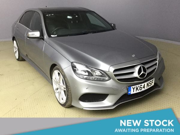 (2014) Mercedes-Benz E Class E300 BlueTEC Hybrid AMG Sport 4dr 7G-Tronic With Paddle Shift £4120 Of Extras - Panoramic Roof - Satellite Navigation - Luxurious Leather