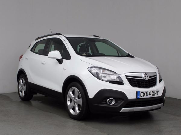 (2014) Vauxhall Mokka 1.6i Tech Line 5dr - SUV 5 Seats Satellite Navigation - Bluetooth Connection - Parking Sensors - DAB Radio