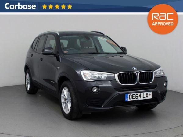 (2015) BMW X3 xDrive20d SE 5dr Step Auto Satellite Navigation - Bluetooth Connection - Parking Sensors - DAB Radio