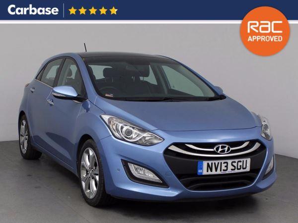 (2013) Hyundai i30 1.6 CRDi Premium 5dr £1180 Of Extras - Panoramic Roof - £20 Tax - 1 Owner