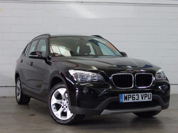 (2014) BMW X1 sDrive 18d SE 5dr - SUV 5 SEATS Bluetooth Connection - Parking Sensors - DAB Radio - Aux MP3 Input