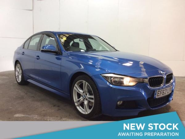 (2012) BMW 3 Series 320d M Sport 4dr Step Auto [Business Media] £2960 Of Extras - Luxurious Leather - Bluetooth Connection - £30 Tax