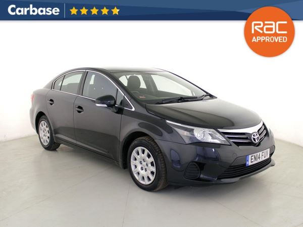 (2014) Toyota Avensis 2.0 D-4D Active 4dr £650 Of Extras - Bluetooth Connection - 1 Owner - Air Conditioning - Stability Control System