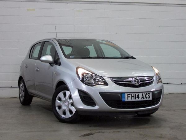 (2014) Vauxhall Corsa 1.4 Design 5dr Aux MP3 Input - Air Conditioning - 1 Owner