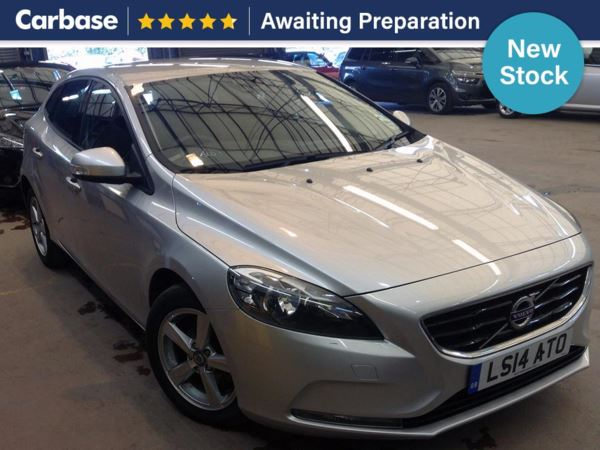 (2014) Volvo V40 D2 ES 5dr Bluetooth Connection - Zero Tax - DAB Radio - Aux MP3 Input - USB Connection