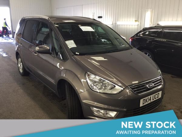 (2014) Ford Galaxy 2.0 TDCi 140 Zetec 5dr - MPV 7 Seats £745 Of Extras - Bluetooth Connection - Parking Sensors - Aux MP3 Input