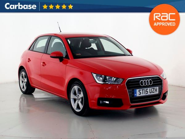 (2015) Audi A1 1.6 TDI Sport 5dr £1305 Of Extras - Satellite Navigation - Bluetooth Connection - Parking Sensors - DAB Radio