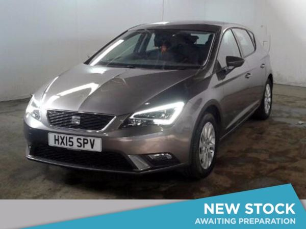(2015) SEAT Leon 1.6 TDI SE 5dr [Technology Pack] £1075 Of Extras - Satellite Navigation - Bluetooth Connection - Zero Tax -