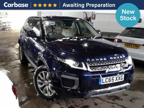 (2016) Land Rover Range Rover Evoque 2.0 eD4 SE 5dr 2WD - SUV 5 Seats Luxurious Leather - Bluetooth Connection - Parking Sensors - DAB Radio