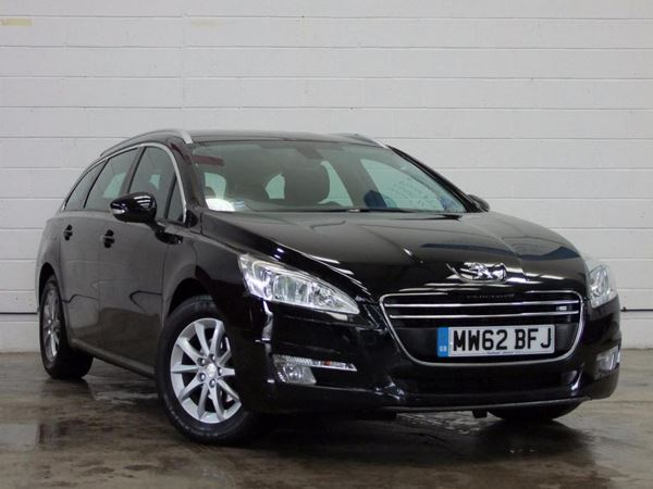 (2013) Peugeot 508 1.6 e-HDi 112 SR 5dr EGC Satellite Navigation - Bluetooth Connection - £20 Tax - Aux MP3 Input - USB