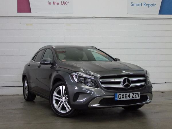 (2014) Mercedes-Benz GLA Class GLA 220 CDI 4Matic SE 5dr Auto Luxurious Leather - Bluetooth Connection - DAB Radio - USB Connection