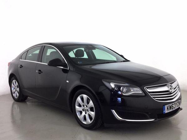 (2014) Vauxhall Insignia 2.0 CDTi [140] ecoFLEX Tech Line 5dr [Start Stop] £940 Of Extras - Satellite Navigation - Bluetooth Connection - Zero Tax