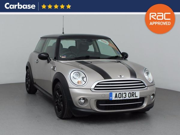 (2013) MINI HATCHBACK 1.6 Cooper D Baker Street 3dr £4265 Of Extras - Satellite Navigation - Luxurious Leather - Bluetooth Connectivity