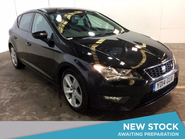 (2014) SEAT Leon 2.0 TDI 184 FR 5dr Bluetooth Connection - £20 Tax - Parking Sensors - Aux MP3 Input