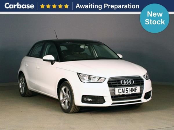 (2015) Audi A1 1.4 TFSI Sport 5dr S Tronic £2470 Of Extras - Satellite Navigation - Bluetooth Connection - Parking Sensors - DAB Radio
