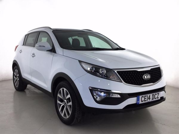 (2014) Kia Sportage 1.6 GDi ISG 2 5dr Panoramic Roof - Bluetooth Connection - USB Connection - Rain Sensor